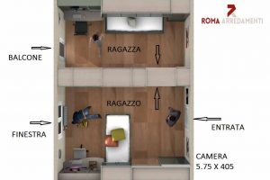 cameretta-2-figli-roma