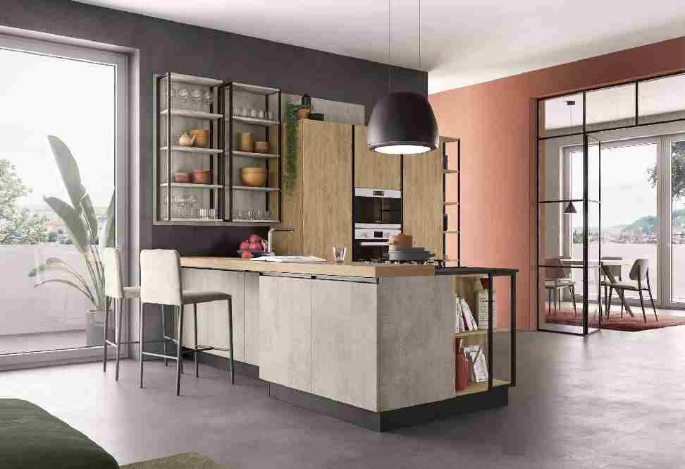 cucina-gola-alluminio-roma