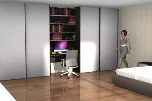 zona-studio-camera-letto-roma