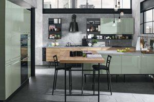 cucina-laccata-componibile-roma