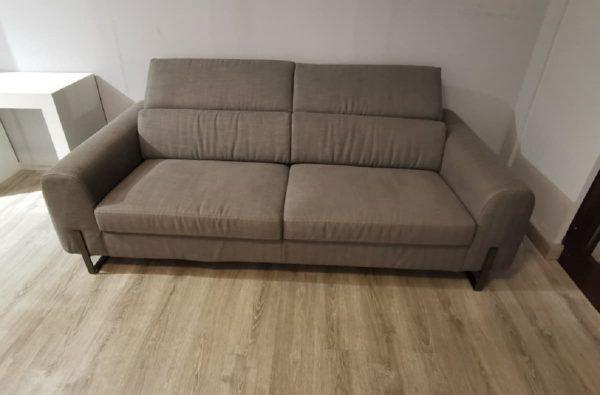 divano da mostra
